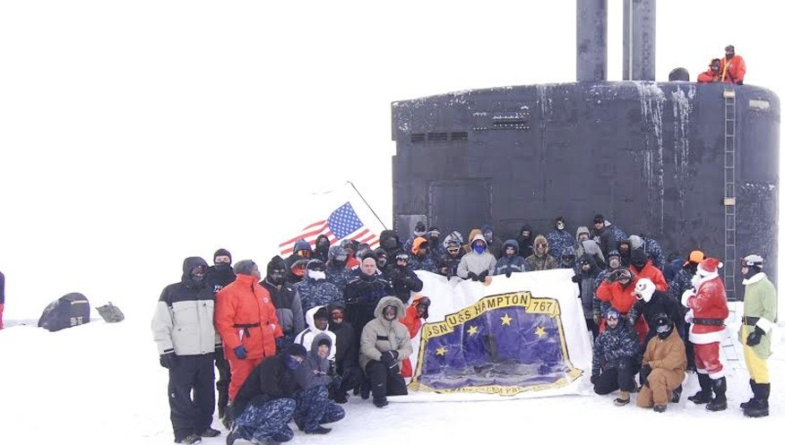 Saluting the silent heroes of the US Navy's submarine force