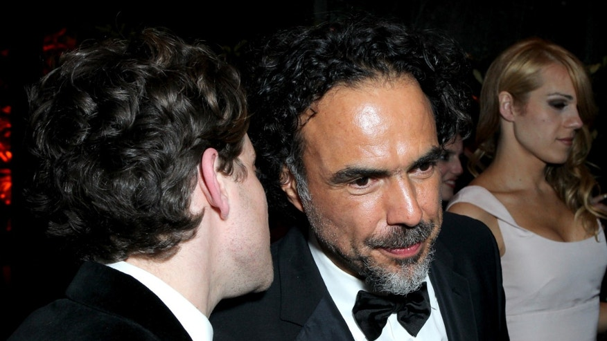Alejandro Gonzalez Inarritu on February 22, 2015 in West Hollywood, California.