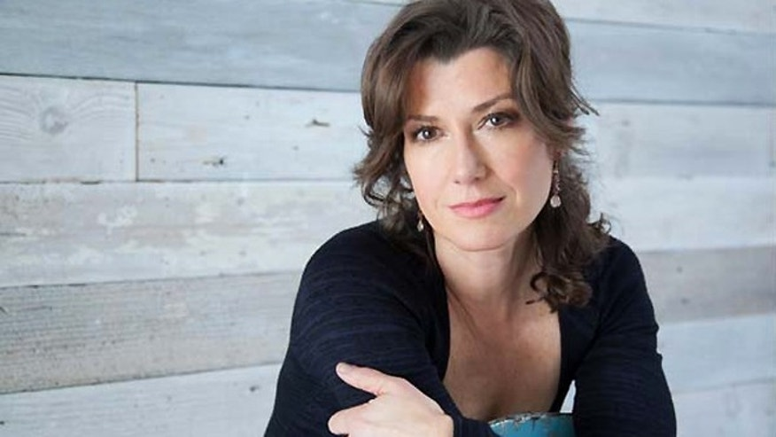 Singer/songwriter Amy Grant