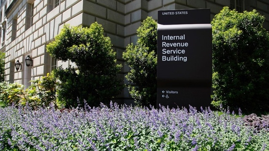 FILE: 2013: The IRS headquarters, in Washington, D.C.