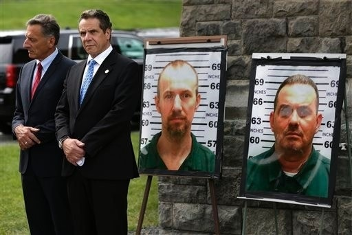 prison escape inside the minds of richard matt and david sweat it 39 s been almost 10 days what. Black Bedroom Furniture Sets. Home Design Ideas