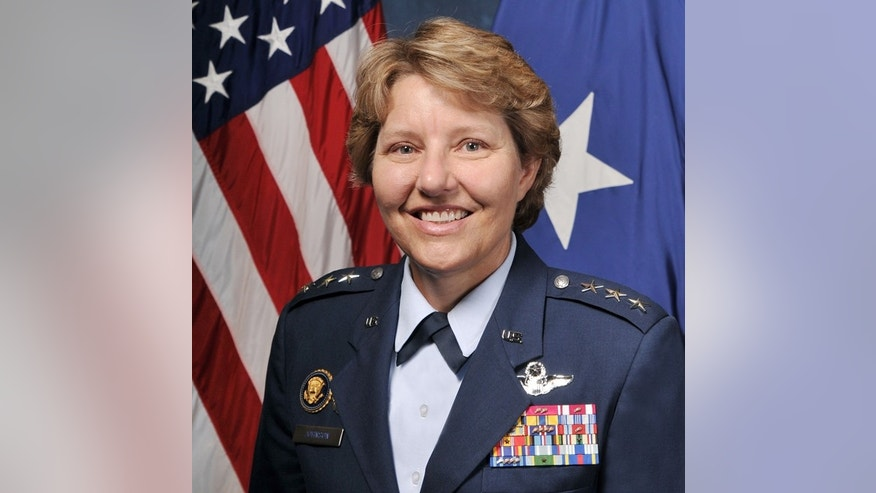 Gen Michelle Johnson USAF