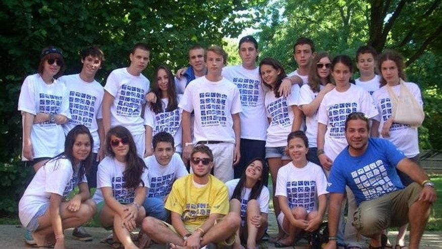 Szarvas creates a Jewish community for teens from Central and Eastern Europe, the former Soviet Union, and beyond. (JDC)