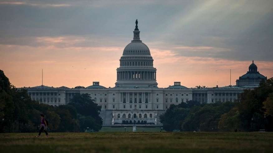 FILE -- October 1, 2013: The U.S. Capitol building (REUTERS/James Lawler Duggan)