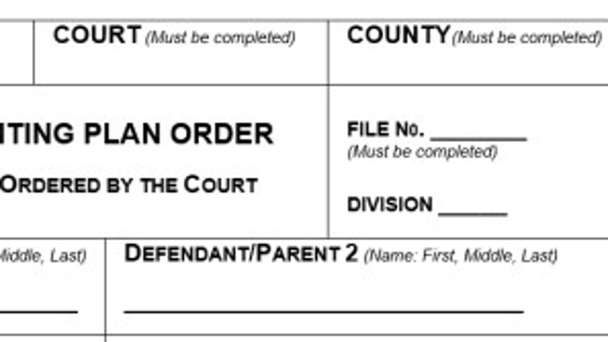 "In Tennessee, the Office of the Courts revised its documents to replace ""mother"" and ""father"" with ""Parent 1"" and ""Parent 2."""