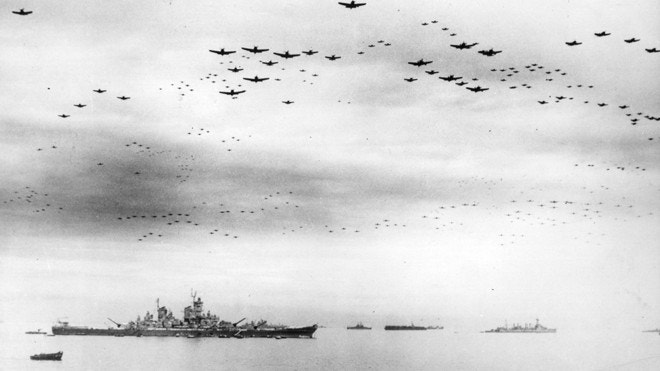 70 years after WWII: A world order imperiled