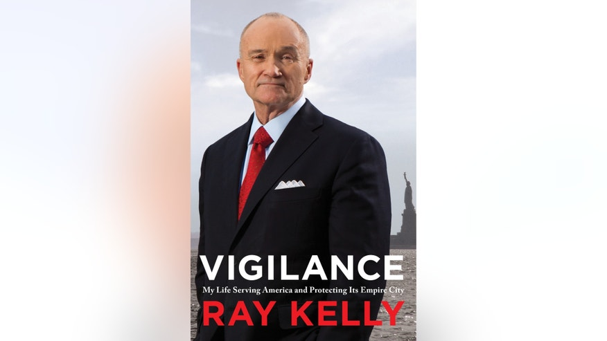 Ray Kelly book cover