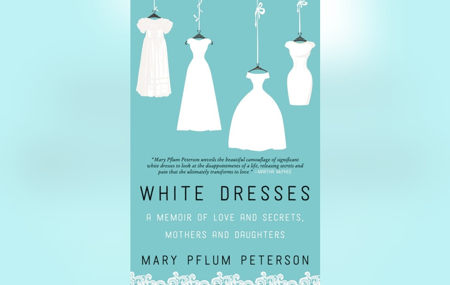 white dresses cover