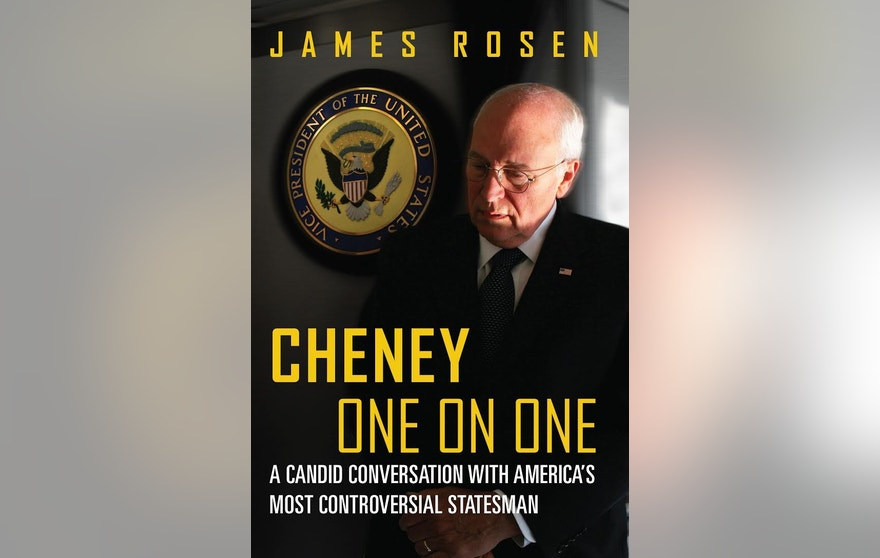 Cheney one on one book cover