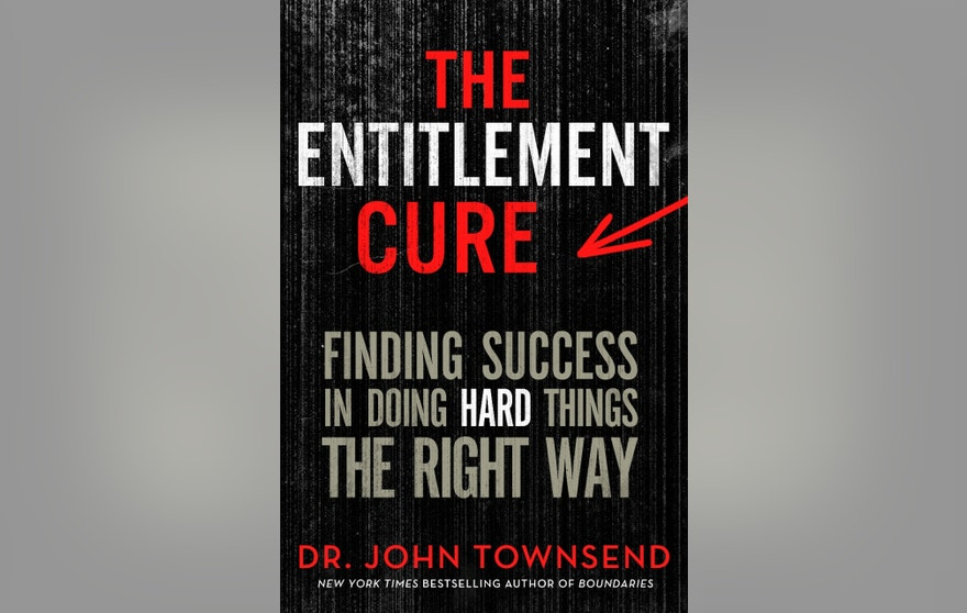 Entitlement Cure book cover
