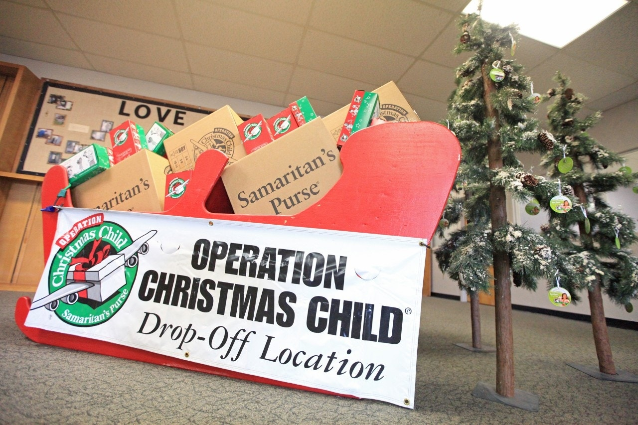 How operation christmas child changed my life in romania