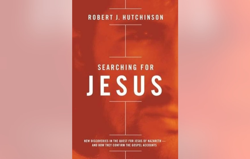 Searching for Jesus book cover