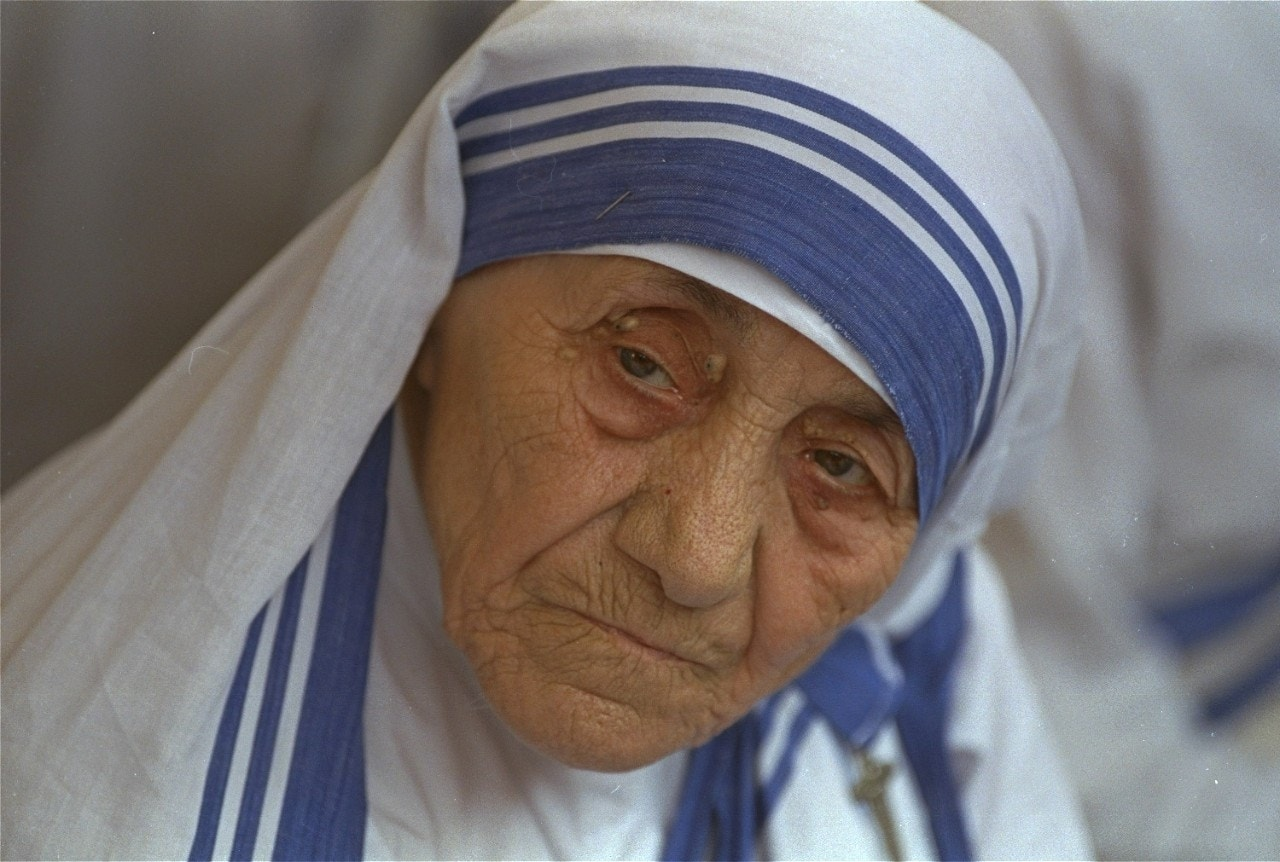 hemmer it s mother teresa s hands i will remember most fox news