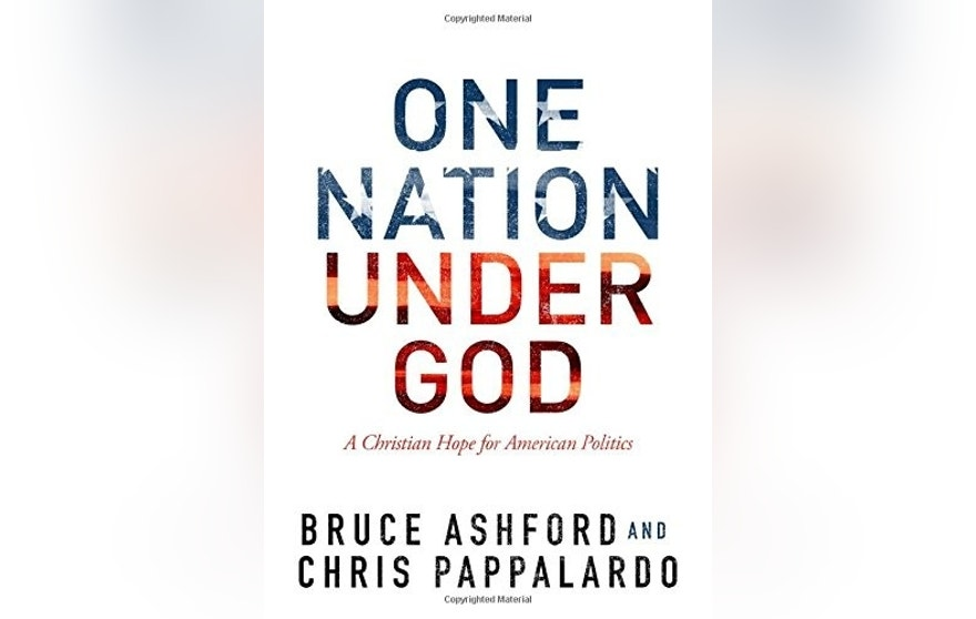 Book cover one nation