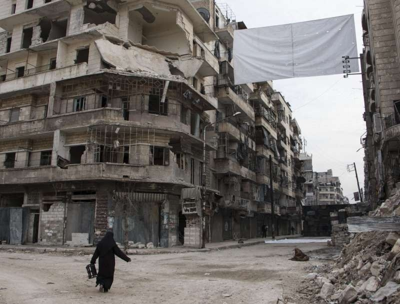 American security is at risk in Aleppo: Why Syria's second ...