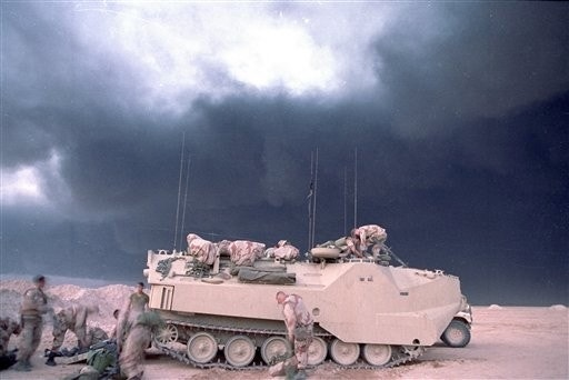 Why we won: Lessons from the Gulf War 25 years later