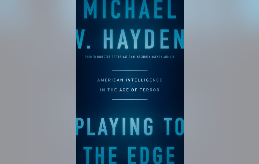 book cover michael hayden