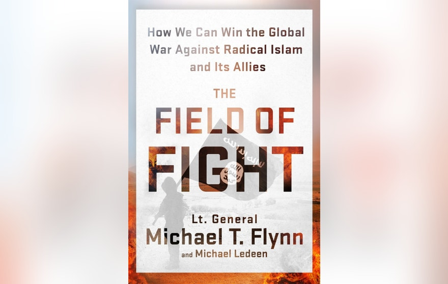 book cover field of fight