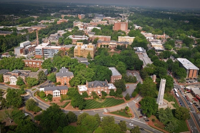Want to talk about Jesus? You'll need a permit for that at NC State