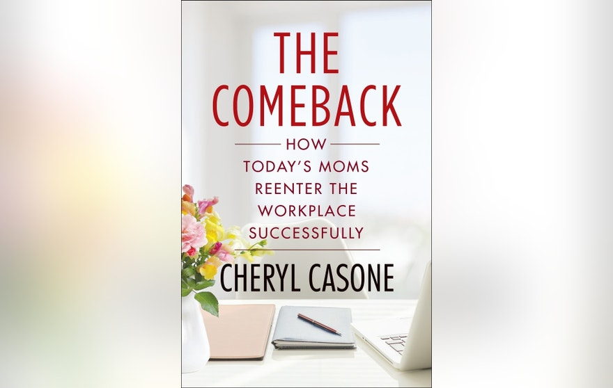 The Comeback book cover