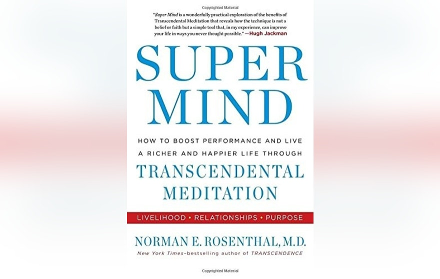 Super Mind book cover