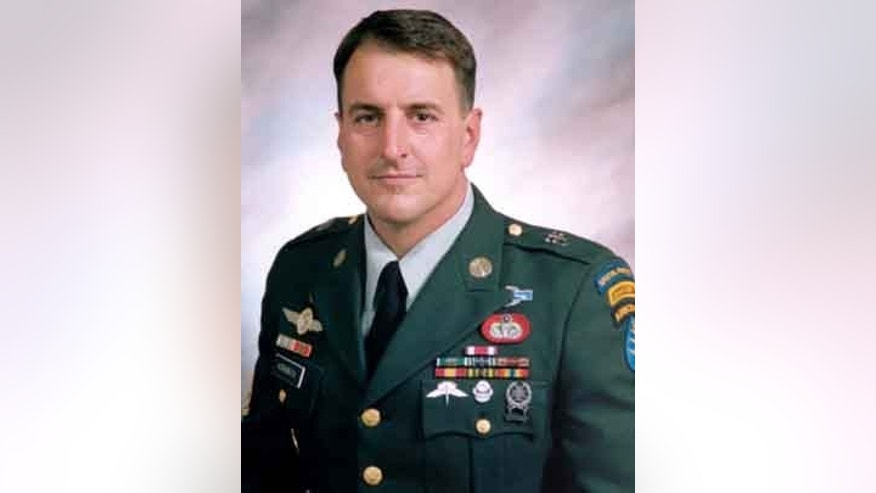 Master Sgt. Kelly L. Hornbeck, a Special Forces team sergeant assigned to 3rd Battalion, 10th Special Forces Group (Airborne) at Fort Carson, Colo., was a 36-year-old native of Fort Worth, Texas. He died serving his country on January 18, 2004 in northern Iraq.