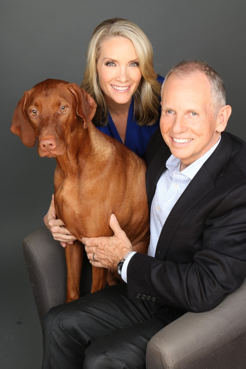 Are Dana Perino and her husband Peter McMahon still together Have