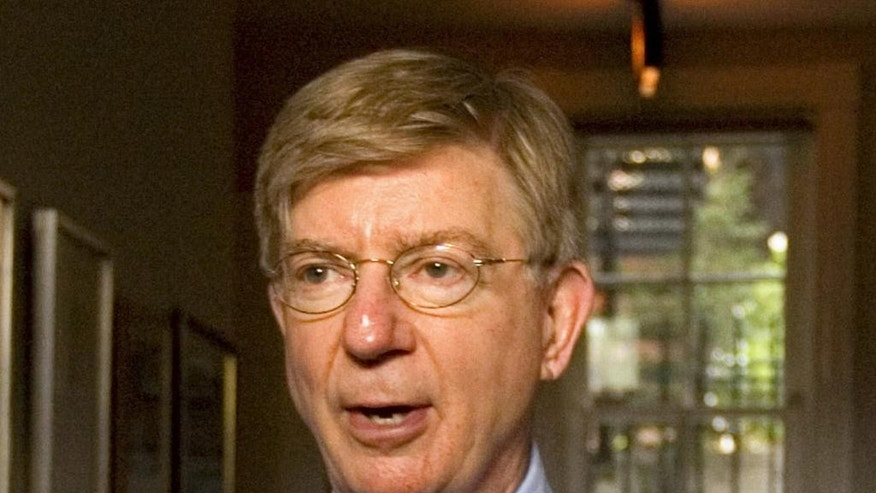 George Will in a 2008 file photo.