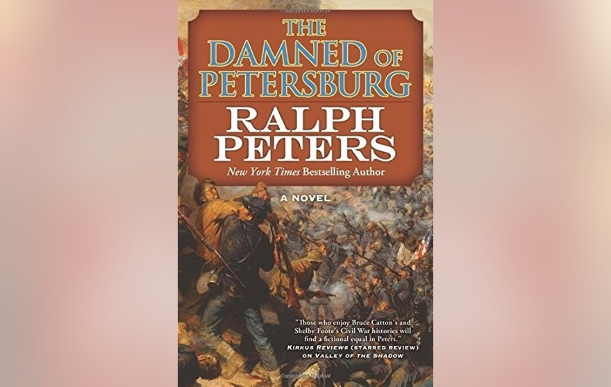 Damned of Petersburg book cover