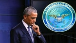 President Barack Obama pauses talks about the war on terrorism and efforts to degrade and destroy the Islamic State group, during a news conference at the Pentagon in Washington, Thursday, Aug. 4, 2016. (AP Photo/J. Scott Applewhite)