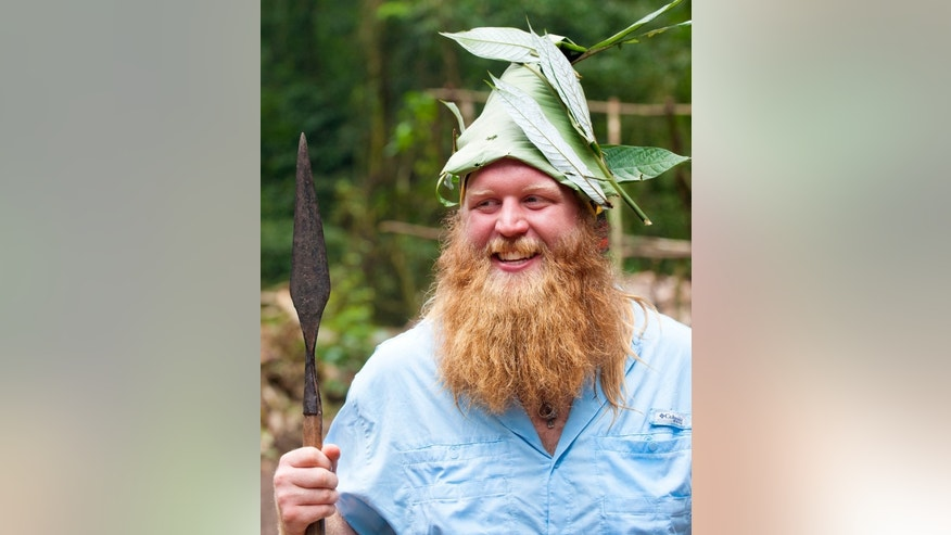 Justin Wren spent a year living with the Mbuti Pygmies in the Democratic Republic of Congo.