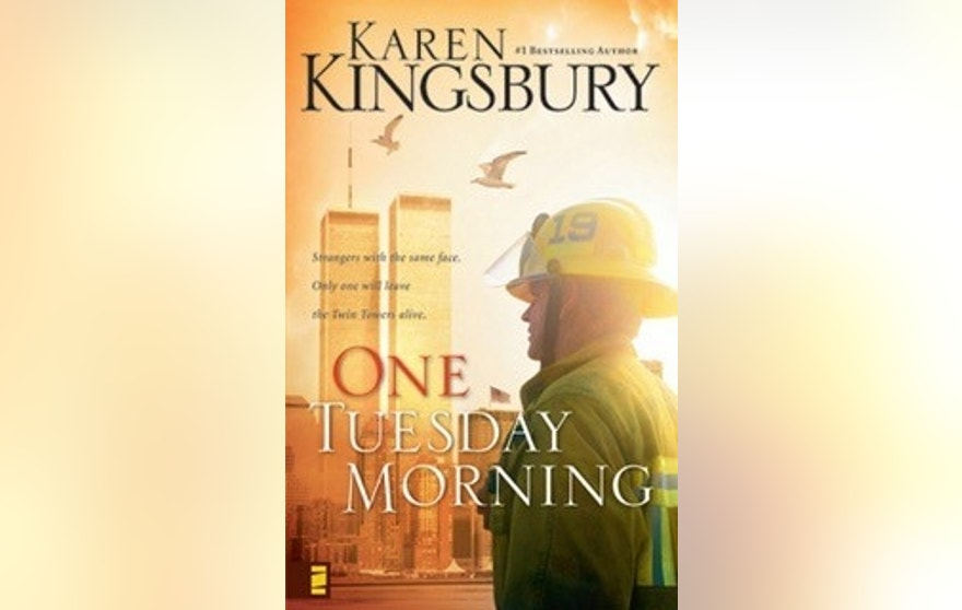 One Tuesday morning book cover