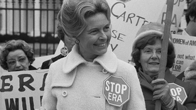 Phyllis Schlafly Library of Congress