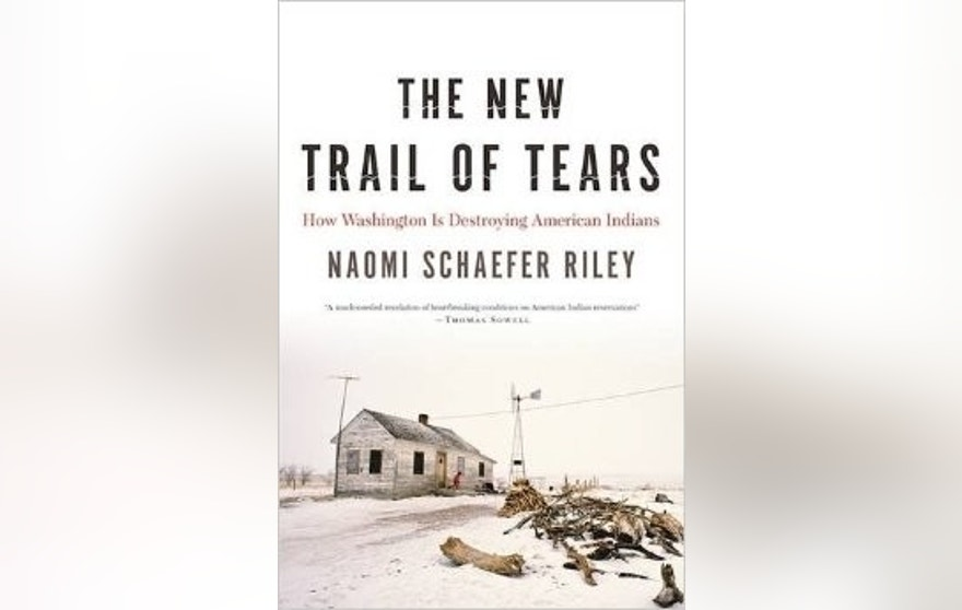 The New Trail of Tears book cover