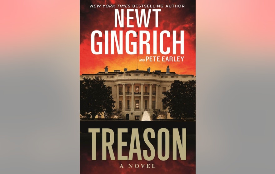 Treason Gingrich book cover