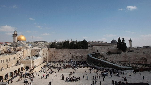 Jews, Christians and UNESCO's Jerusalem resolution