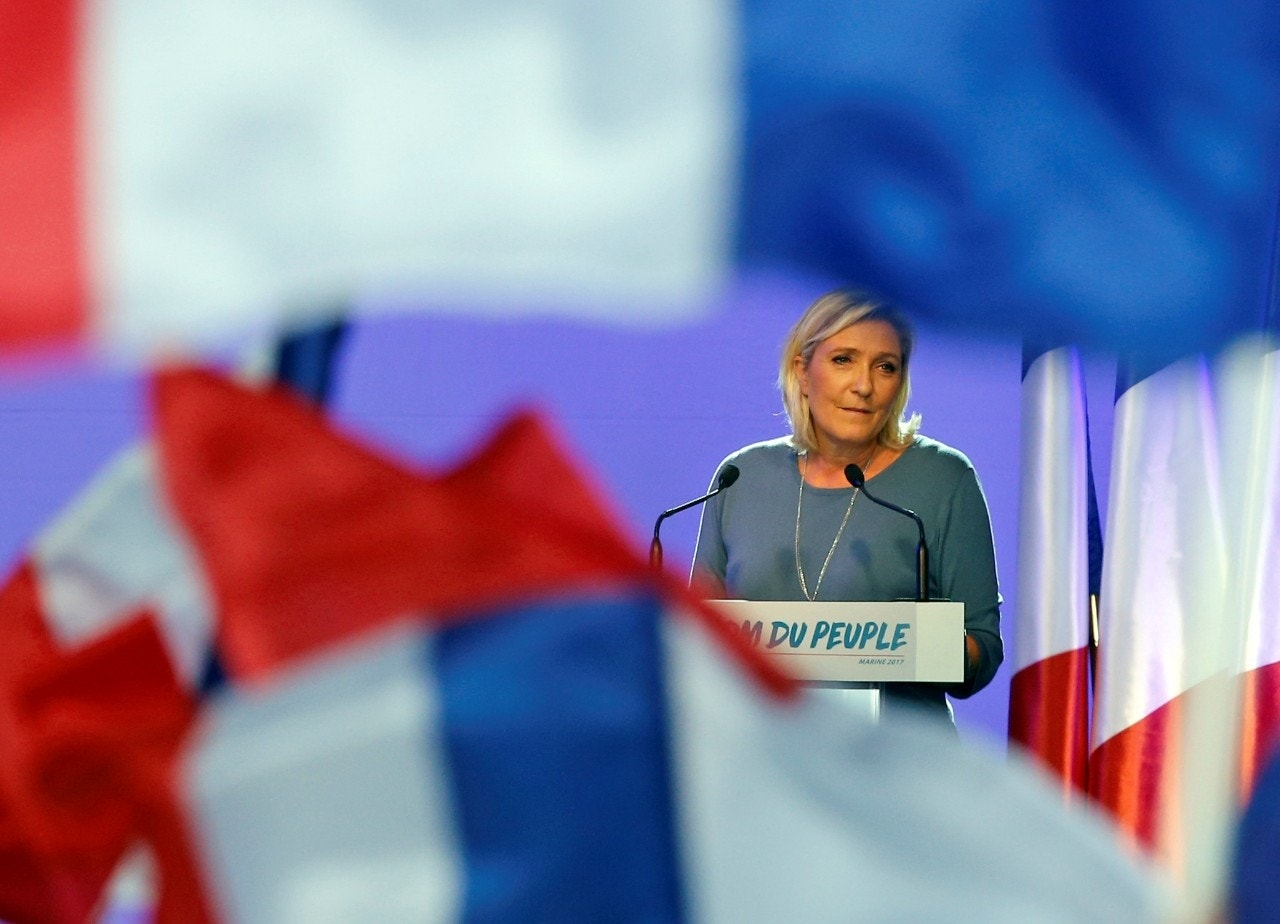 The revolution that gave us Brexit and Trump could be about to hit France