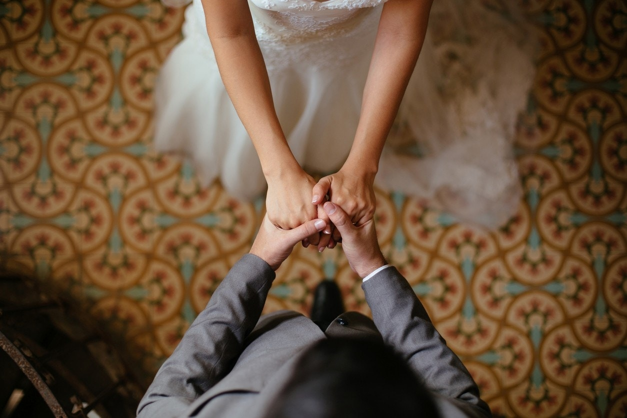 Want a happy marriage? Try saying 'OK' once in a while (really)