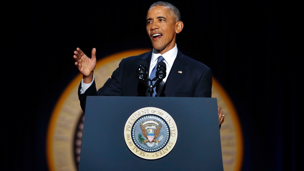 Obama gave another great speech this week. But his presidency is a different story