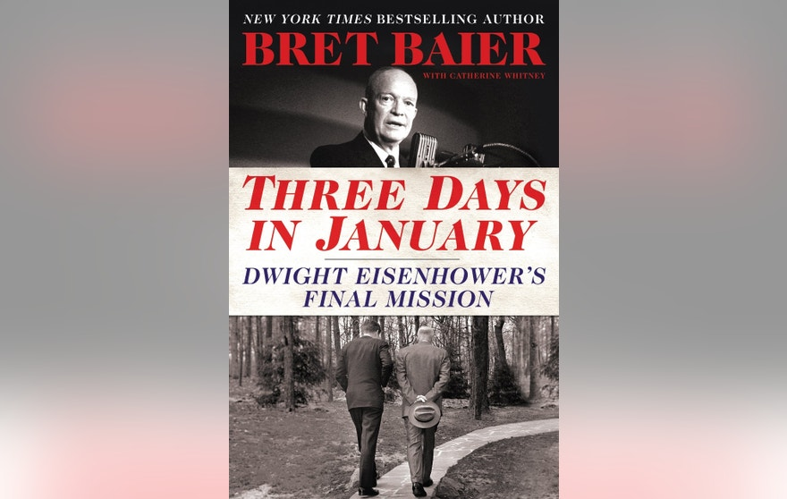 Bret Baier Three Days in January book cover