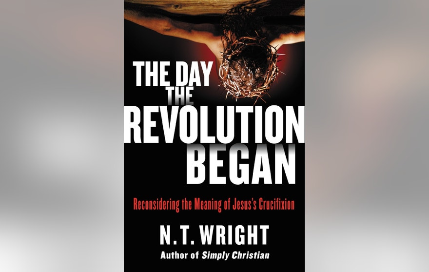 N.T. Wright's book