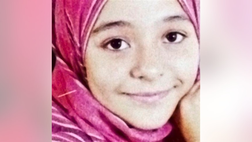 FILE - This undated file photo provided by the Women's Center for Guidance and Legal Awareness, shows a portrait of Sohair el-Batea, who died after undergoing a female genital mutilation operation in Egypt.