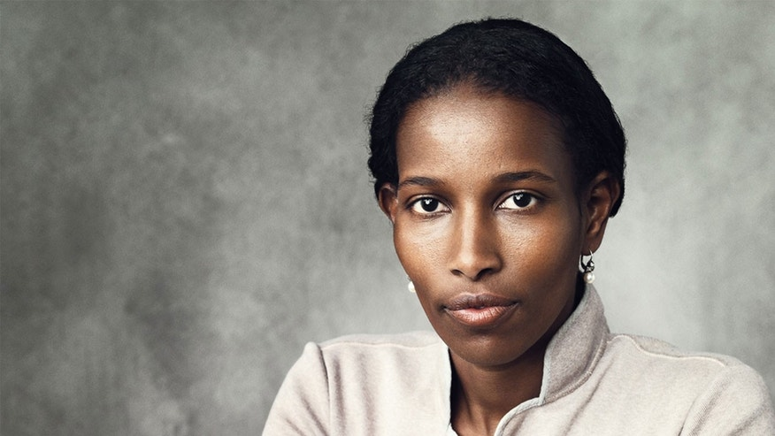 Ayaan Hirsi Ali, founder, the AHA Foundation
