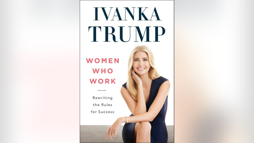 Ivanka Trump book cover