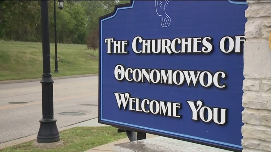 Church welcome sign todd starnes