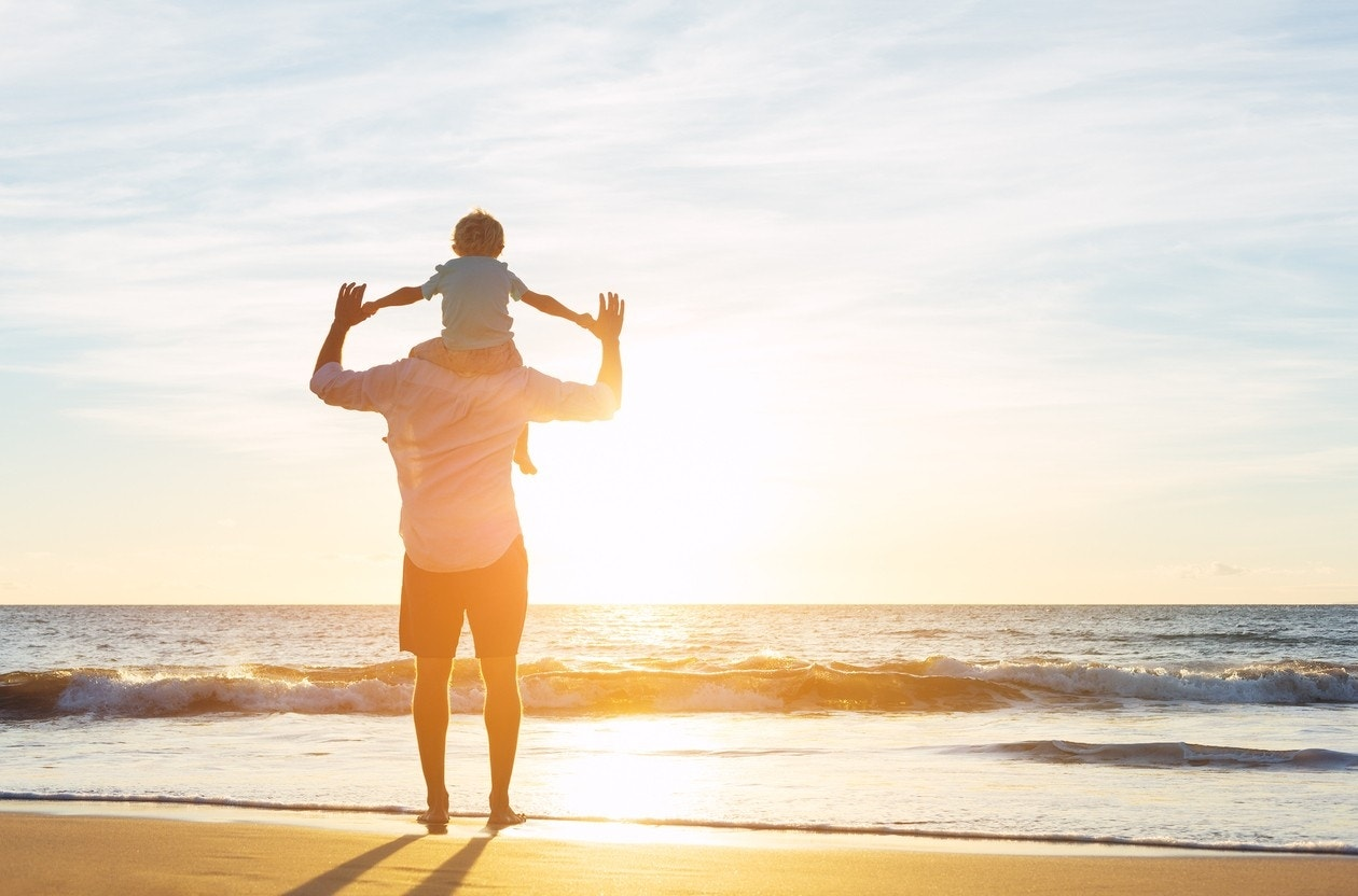 Father's Day: To anybody who thinks an imperfect man can't be a great father