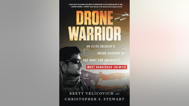 Drone Warrior book cover