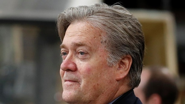 Steve Bannon out at White House, back at Breitbart News