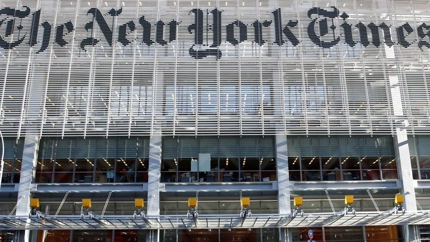 Conservative Publisher Slams NYT: 'Gives Priority to Liberal Books'