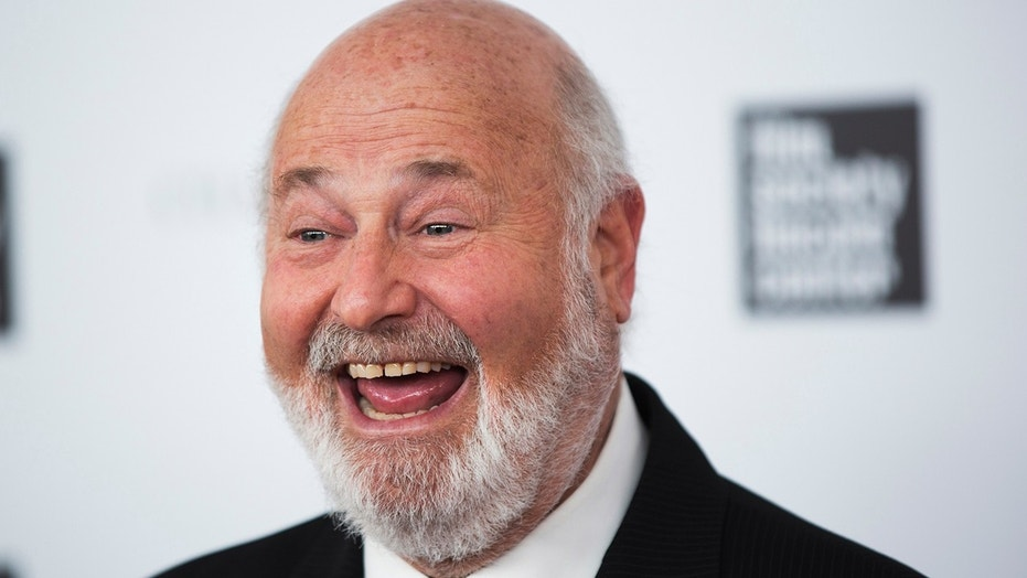 FILE -- Honoree Rob Reiner arrives at the 41st Annual Chaplin Award Gala in New York April 28, 2014.